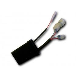 Boitier électronique d'éclairage pour les moteurs à injection ESW03 pour Cross Honda modèle CRF450R