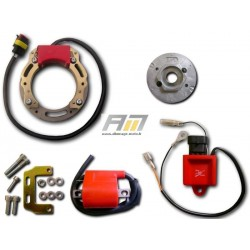 kit d'allumage 068K027 pour Routière Aprilia modèle Red Rose 125