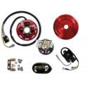 Kit d'allumage avec éclairage 210K029 pour Scooter Beta modèle 50 Quadra