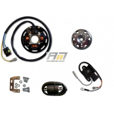 Kit d'allumage avec éclairage 210K110 pour Trial Beta modèle 125 TR35