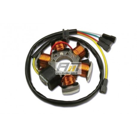 Stator et alternateur G26 pour Routière Aprilia modèle RS50 Tuono