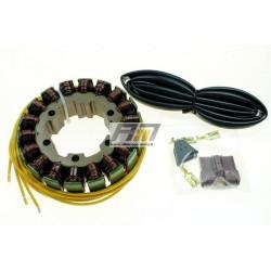 Stator et alternateur G815 pour Routière Aprilia modèle RSV1000 Tuono
