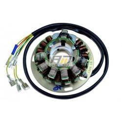 Stator avec éclairage ST5051L pour Enduro Husqvarna modèle TE 400