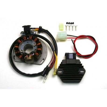 Alternateur haute puissance G147-RR58 pour Enduro Gas Gas modèle SM 125