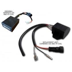 CDI CD13201 pour Trial Beta modèle 125 Rev 3
