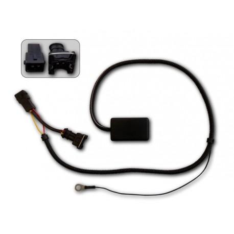 Boitier électronique pour le réglage de l'injection EFI008 pour Scooter Peugeot modèle Elystar 50 TDSI