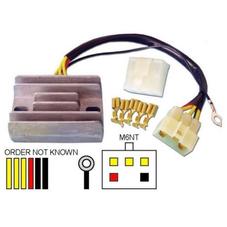 Régulateur - Rectifieur RR825 pour Enduro Aprilia modèle SX125