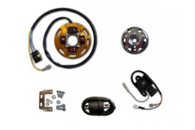 Ignition kit with lighting